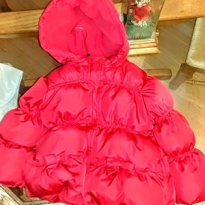 Girl; Child's Adoreable Coat